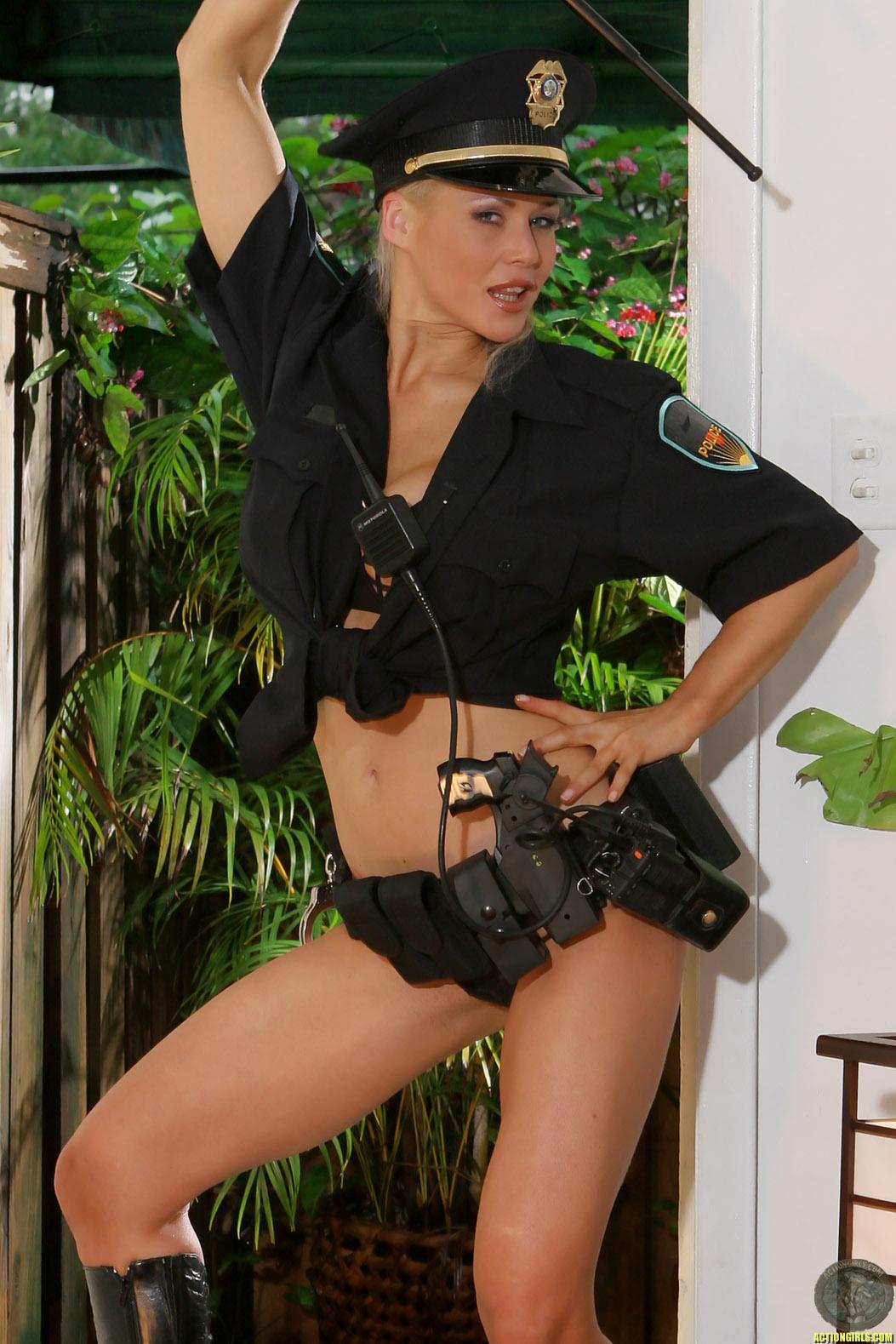 Секс полицейского фото